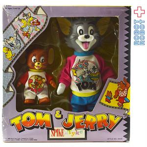 トム&ジェリー ラージポーザブル ドール (マルチトイズ) 箱入未開封
