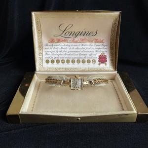 LONGINES 1920~40's Vintage/Antique Hand-Winding Watch