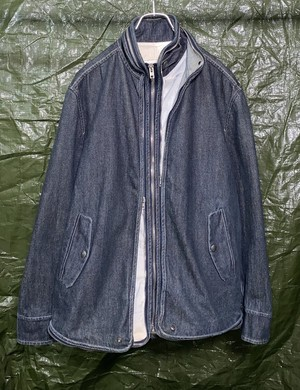 AW2003 HUSSEIN CHALAYAN 2in1 JACKET