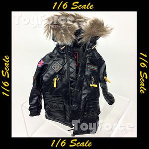【03467】 DAMToys ギャングスターズ GK7 レザーコート 衣類