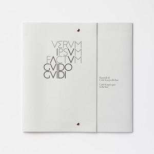 VERUM IPSUM FACTUM CARLO SCARPA'S GATE TO THE IUAV by Guido Guidi