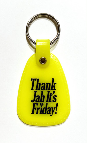 T.J.I.F HARD KEY [NEON YELLOW]