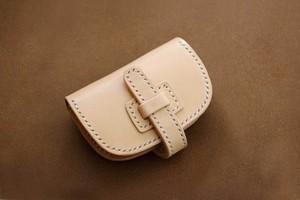 【受注製作】本革サドルレザーのミニ財布