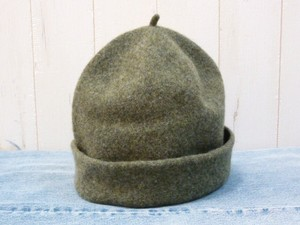 Compressed Wool Watch Cap (圧縮ウール ワッチキャップ)