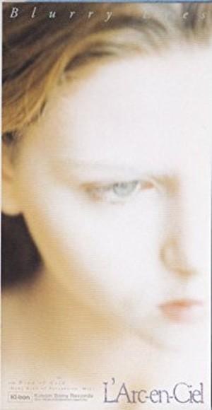 L'Arc~en~Cielラルクアンシエル/Blurry Eyes 8cm短冊シングル