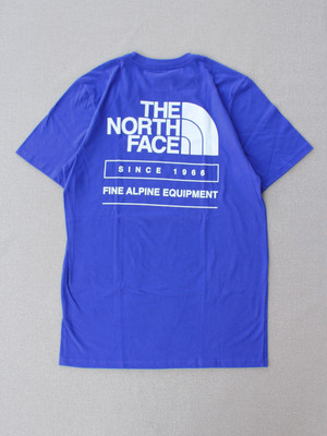 THE NORTH FACE【S/S Thrwback T-RTO】MN