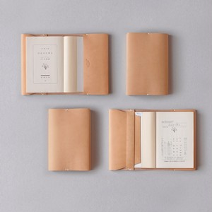 ブックカバー1型文庫(SG408B-B)