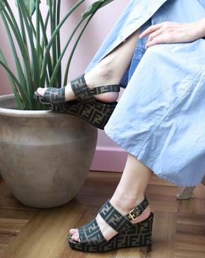 FENDI zukka sandal