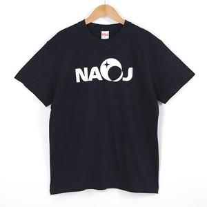 NAOJ漢字ロゴ ヘヴィーウェイト Tシャツ