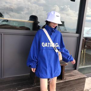ストリート風ビッグシルエットジャケット