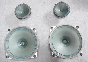 ドイツ ビンテージ SABA スピーカーユニット 4個