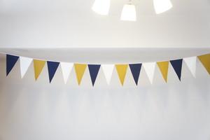 布ガーランド フラッグ 旗 結婚式 パーティー キャンプ 飾り プレミアム