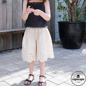 «sold out» flome pants レースパンツ
