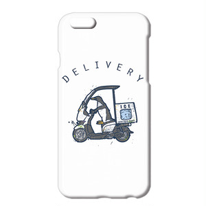 送料無料 [iPhone ケース] Delivery Penguin