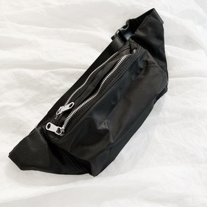 unrelaxing nylon body bag