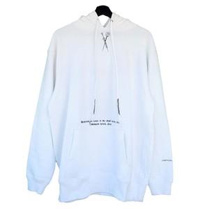 Pullover Hoodie...RS... (JFK-024) - White