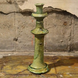 Candle Stand_M 〈Green〉-jumelless-