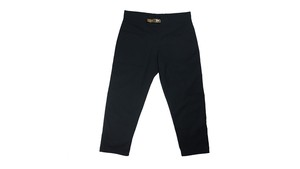 LOWANDER-FAT PANT-/SOLO TEX STRETCH TWILL/BLACK