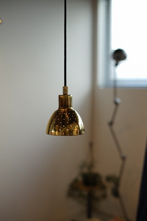 "【SOLD OUT】Hans Agne Jakobsson ""yellow brass light """