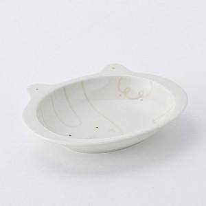 コパン(ベージュ)・Kカレー皿