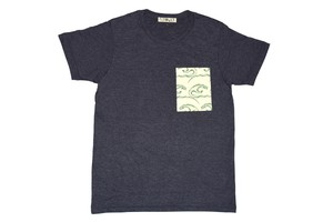 Hands Pocket Ss-Tee