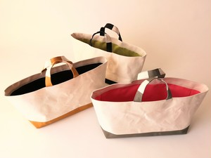 Yokonaga tote STRIPE HANDLE