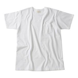 Men's 丸胴ポケットTシャツ