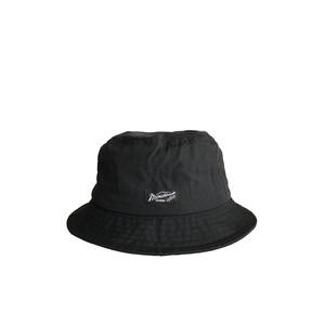 Mountain オリジナルロゴ バケットハット / Black