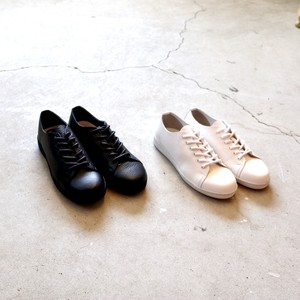 【U-DOT】LEATHER SNEAKER