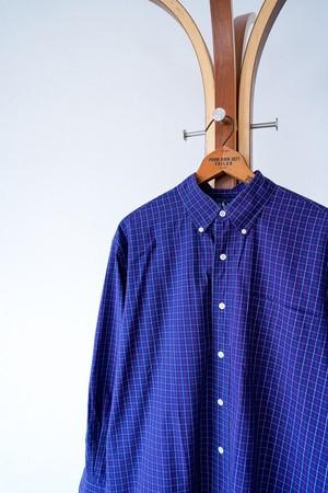 "【1990s】""Blake, Polo by Ralph Lauren"" Button-down Plaid Shirts / v646y"