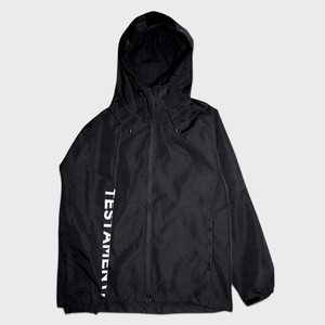 "TESTAMENT"" Shell Parka(Blk)"