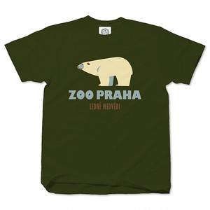 ZOO PRAHA POLAR BEAR army green