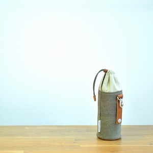 CANVAS PETBOTTLE HOLDER / ARMY