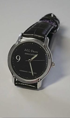 【受注生産】ジルデコ9 腕時計(男女兼用)