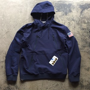 【New】The North Face International Pack Nylon Hoodie Pullover