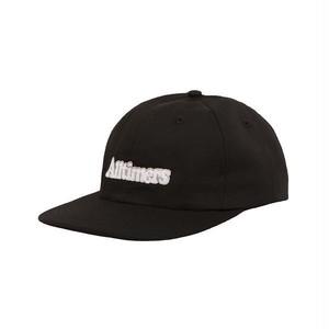 ALLTIMERS BROADWAY CAP BLACK