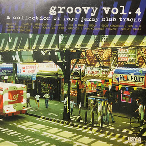Various ? Groovy Vol. 4 - A Collection Of Rare Jazzy Club Tracks[中古2LP]