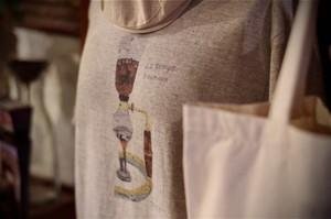 Tシャツ chaika サイフォン