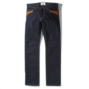 Road Jack-1 DENIM PANTS (INDIGO) / RUDE GALLERY BLACK REBEL