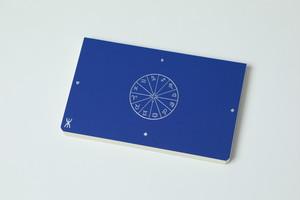 新しい「超」結果手帳《プレミアム版》ネイビー(クロス張り)