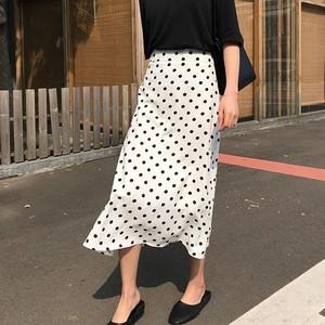 ドットAラインスカート L00203