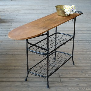 IRON IRONING TABLE《アイアンのアイロン台》 ASL-3134