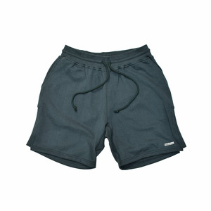 EXTRALESS Extraless Logo Type Shorts Green EX19SS0008
