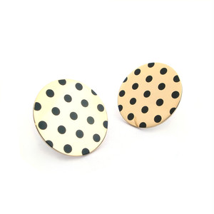Silkscreen Printed Posts - Dots