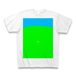 小さなおにぎりひとつのティーシャツ達