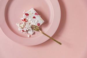 <製造日未定>いちごとホワイトチョコの桜カッサータ
