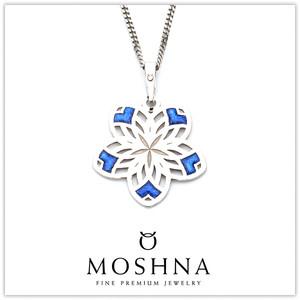 【MOSHNA:モシュナ】Ice Lace ブルーコレクション