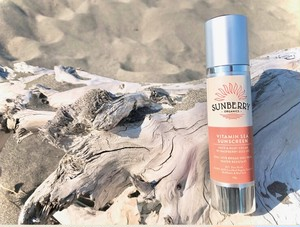 SUNBERRY ORGANICS Vitamin Sea Sunscreen