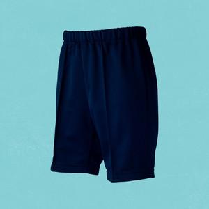 ロングセラーハーフパンツ(紺色)120〜150