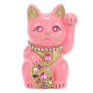 ジュエリーキャット / M-Size / ピンク(Pink)
